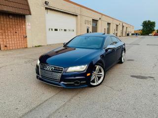 Used 2013 Audi S7 for sale in Burlington, ON