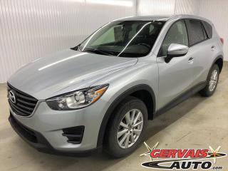 Used 2016 Mazda CX-5 GX GPS MAGS BLUETOOTH CAMÉRA for sale in Shawinigan, QC