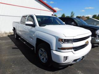 Used 2018 Chevrolet Silverado 1500 LT for sale in Listowel, ON
