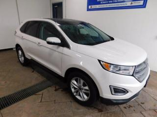 Used 2016 Ford Edge SEL LEATHER NAVI SUNROOF for sale in Listowel, ON