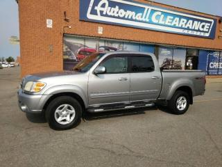 Used 2004 Toyota Tundra for sale in Mississauga, ON