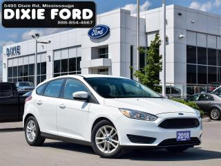 Used 2018 Ford Focus SE for sale in Mississauga, ON