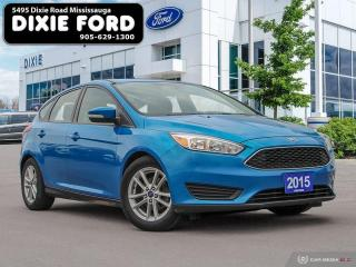 Used 2015 Ford Focus SE for sale in Mississauga, ON