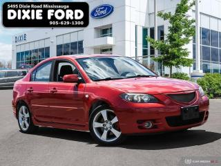 Used 2006 Mazda MAZDA3 GT for sale in Mississauga, ON