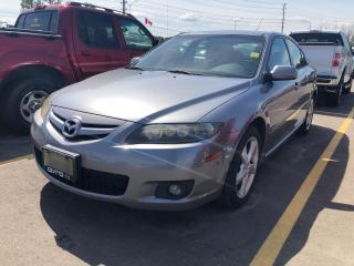Used 2007 Mazda MAZDA6 GS for sale in Mississauga, ON