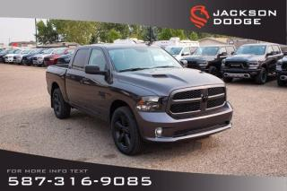 New 2020 RAM 1500 Classic Express | Heated Seats & Steering Wheel | Remote Start for sale in Medicine Hat, AB