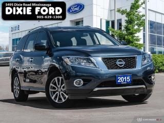 Used 2015 Nissan Pathfinder SV for sale in Mississauga, ON