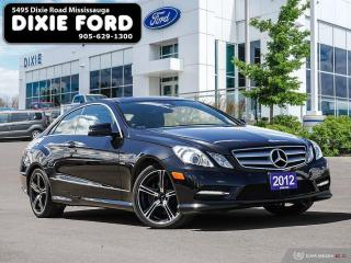 Used 2012 Mercedes-Benz E-Class E 350 for sale in Mississauga, ON