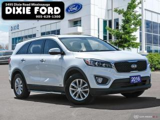 Used 2016 Kia Sorento 2.0L Turbo LX+ for sale in Mississauga, ON