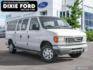 Used 2007 Ford Econoline Wagon XL for sale in Mississauga, ON
