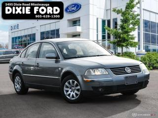 Used 2003 Volkswagen Passat GLS for sale in Mississauga, ON