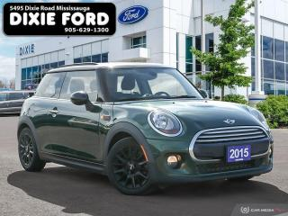 Used 2015 MINI Cooper HARDTOP for sale in Mississauga, ON