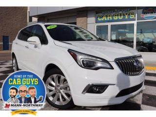 Used 2016 Buick Envision Premium | One Owner, Bose Audio. for sale in Prince Albert, SK