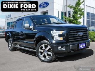 Used 2016 Ford F-150 XLT for sale in Mississauga, ON
