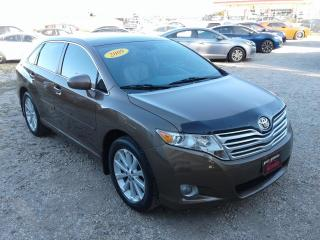 Used 2009 Toyota Venza for sale in Oak Bluff, MB