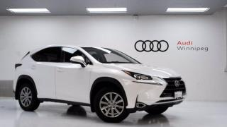 Used 2015 Lexus NX 200t w/Leather *Local Trade* for sale in Winnipeg, MB