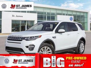 Used 2017 Land Rover Discovery Sport HSE, Push to Start, Backup Camera, Heated Seats With Navigation for sale in Winnipeg, MB