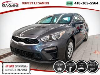 Used 2020 Kia Forte LX* CVT* SPECIAL COURTOISIE* SIEGES CHAU for sale in Québec, QC