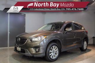 Used 2016 Mazda CX-5 GS FWD - Click Here! Test Drive Appts Available! for sale in North Bay, ON
