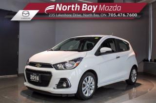 Used 2016 Chevrolet Spark LT - Click Here! Test Drive Appts Available! for sale in North Bay, ON