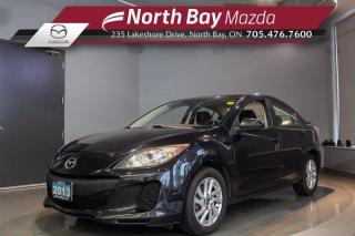 Used 2013 Mazda MAZDA3 GX - Click Here! Test Drive Appts Available! for sale in North Bay, ON