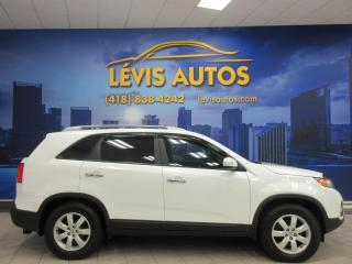 Used 2012 Kia Sorento LX AUTOMATIQUE BLUETOOTH BANC CHAUFFANT for sale in Lévis, QC