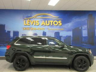 Used 2011 Jeep Grand Cherokee LAREDO 4X4 AUTOMATIQUE AIR CLIMATISE TRE for sale in Lévis, QC