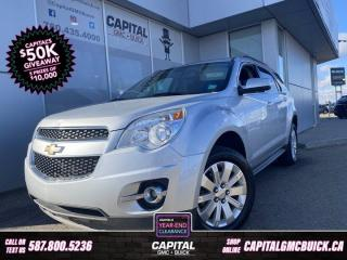 Used 2011 Chevrolet Equinox 1LT AWD for sale in Edmonton, AB