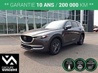 Used 2019 Mazda CX-5 GS AWD ** GARANTIE 10 ANS ** VUS léger et polyvalent, incroyablement robuste, performant et économique! for sale in Shawinigan, QC
