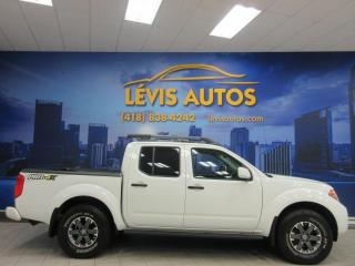 Used 2018 Nissan Frontier PRO-4X 56400KM 4X4 CUIR TOIT GPS TOUT EQ for sale in Lévis, QC
