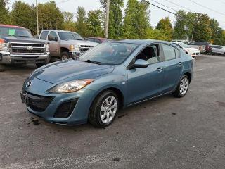 Used 2010 Mazda MAZDA3 GX for sale in Madoc, ON