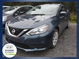 Used 2017 Nissan Sentra Berline 4 portes CVT S for sale in Val-David, QC