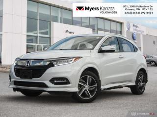 Used 2019 Honda HR-V Touring AWD CVT  - Leather Seats for sale in Kanata, ON
