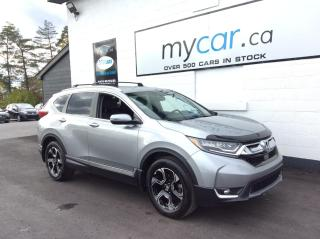 Used 2017 Honda CR-V Touring LEATHER, SUNROOF, NAV, HEATED SEATS!! for sale in Richmond, ON