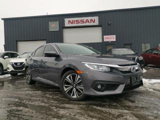 Used 2016 Honda Civic Sedan EX-T for sale in Kingston, ON
