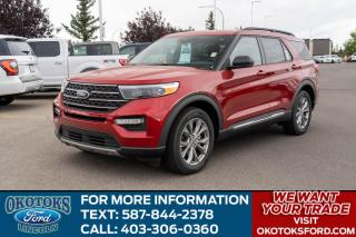 New 2020 Ford Explorer XLT for sale in Okotoks, AB