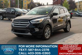 Used 2017 Ford Escape SE/AWD/PWR LIFT GATE/NAVIGATION for sale in Okotoks, AB
