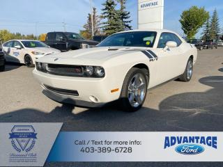 Used 2010 Dodge Challenger R/T for sale in Calgary, AB