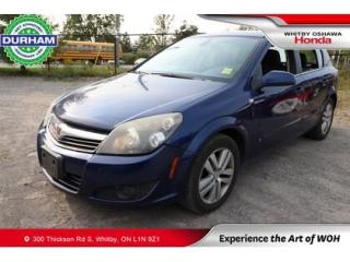 Used 2008 Saturn Astra FWD 5dr HB XR for sale in Whitby, ON
