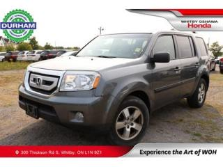 Used 2010 Honda Pilot 4WD 4DR LX for sale in Whitby, ON