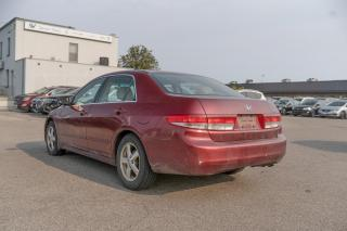 Used 2004 Honda Accord EX-L LEATHER/SUNROOF for sale in Concord, ON