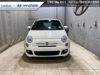 Used 2014 Fiat 500 Sport for sale in Leduc, AB