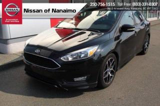 Used 2015 Ford Focus SE for sale in Nanaimo, BC