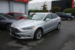 Used 2017 Ford Fusion SE for sale in Nanaimo, BC