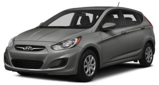 Used 2014 Hyundai Accent GLS for sale in Scarborough, ON