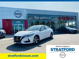 New 2020 Nissan Sentra SV for sale in Stratford, ON
