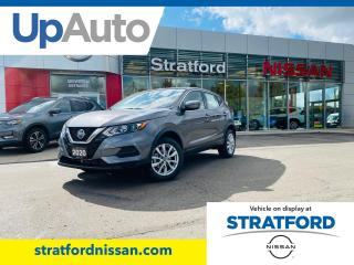 New 2020 Nissan Qashqai S AWD for sale in Stratford, ON