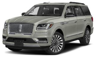 New 2020 Lincoln Navigator Reserve for sale in Calgary, AB