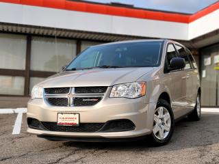 Used 2013 Dodge Grand Caravan SE/SXT Full Stow and Go | Bluetooth | Rear Power Windows for sale in Waterloo, ON