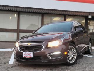 Used 2015 Chevrolet Cruze ECO Remote Start | Backup Camera | Alloys for sale in Waterloo, ON
